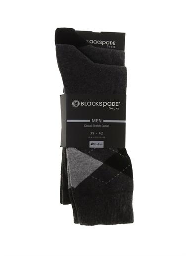 Blackspade Blackspade Çorap Antrasit